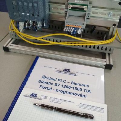 Školeni PLC Siemens Simatic TIA Portal